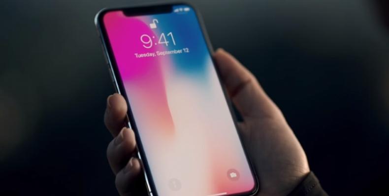 Главное про iPhone X