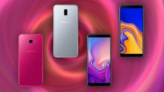 Samsung анонсировала сразу два недорогих смартфона