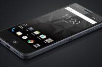 BlackBerry Motion показался на рендере