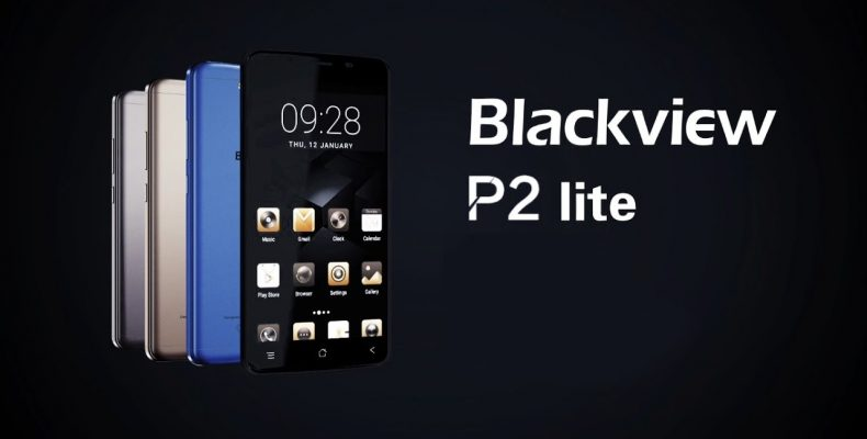 Blackview P2 Lite умеет делиться энергией