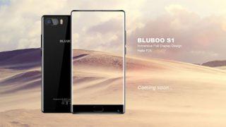 Bluboo S1 получит безрамочное стекло Gorilla Glass 5