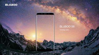 Bluboo S8 получит экран 18:9 и новейший процессор MediaTek