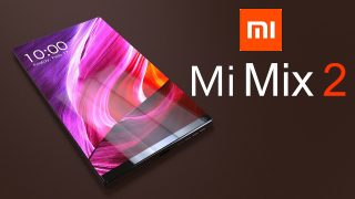 CEO Xiaomi случайно показал общественности Mi Mix 2