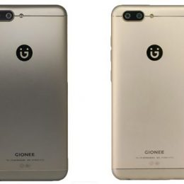 Gionee S10 — первый смартфон с четверной камерой!