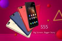 Gretel S55 — самый яркий смартфон по доступной цене