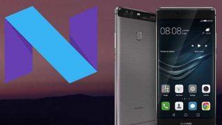 Huawei P9 получит обновление до Android 7.0 в ближайшие недели!