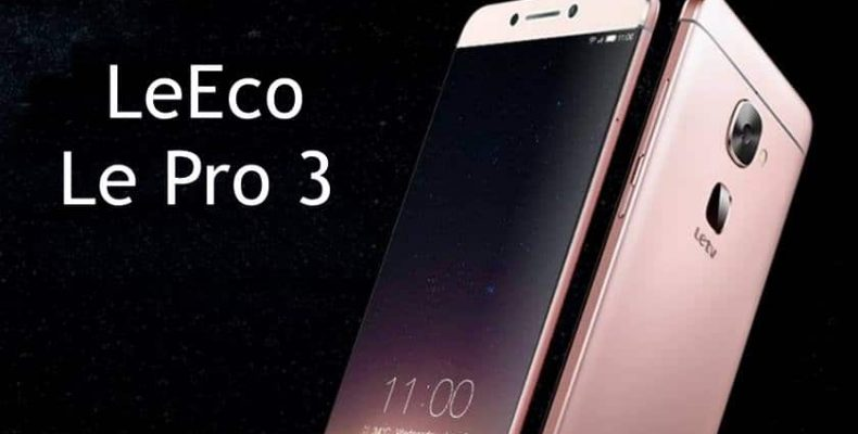 LeEco Le Pro 3 — из металла и с искусственным интеллектом
