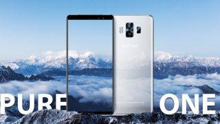 M-Horse Pure 1: смартфон с четырьмя камерами за 99 долларов!