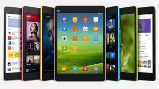 Характеристики и фото Xiaomi Mi Pad 3 и Mi Pad 3 Pro