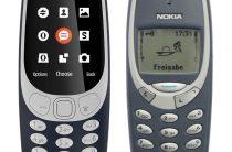 Nokia 3310: какой он был, а стал каким!