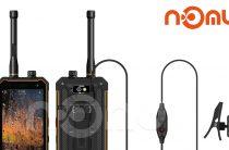 Защищённый Nomu T18 получит съёмную камеру и модель для внешней антенны
