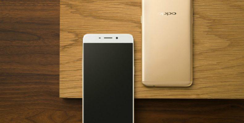 Oppo R11 с новейшим процессором представлен официально