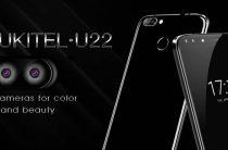Oukitel U22 получил четыре камеры со вспышками