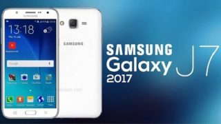 Появились характеристики Samsung Galaxy J7 (2017)