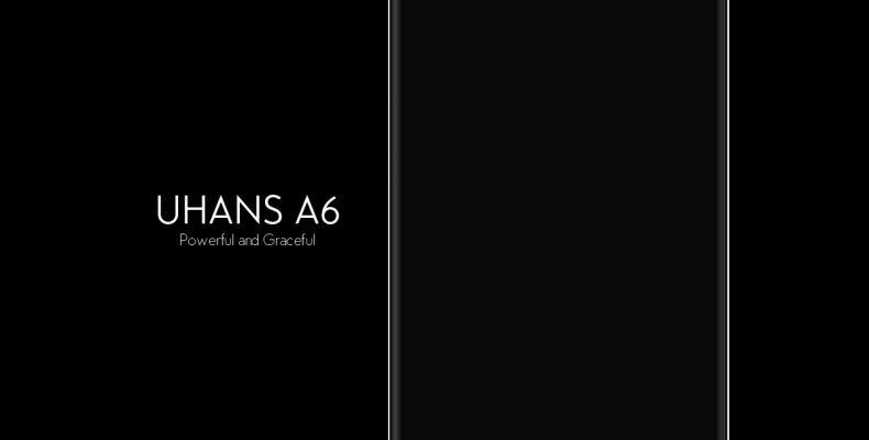 UHANS А6 — алюминиевый крепыш