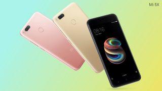 Xiaomi A1 получит чистую версию Андроид, без MIUI