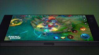Xiaomi Blackshark SKR-A0 засветился на GeekBench