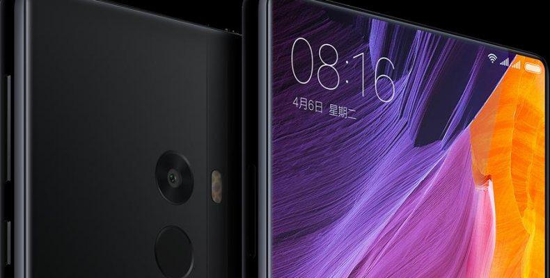 Xiaomi Mi Mix 2 засветился на концептуальных рендерах