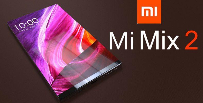 Новые данные о будущем флагмане Xiaomi Mi Mix 2
