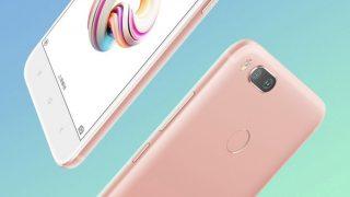 Xiaomi Mi5X получит версию на 32 ГБ