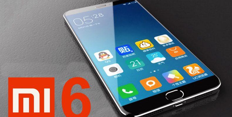 Xiaomi Mi6 научат сканировать сетчатку глаза