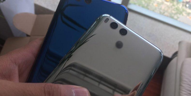 Xiaomi Mi6 Silver Edition засветился на живых фотографиях