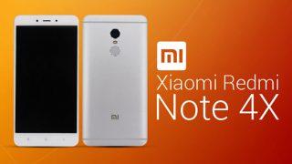 Стартовали официальные продажи Xiaomi Redmi Note 4X