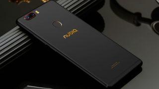 ZTE Nubia N3 представили в Китае