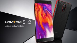 HomTom S12 — китайский симпатяга с экраном 18:9!