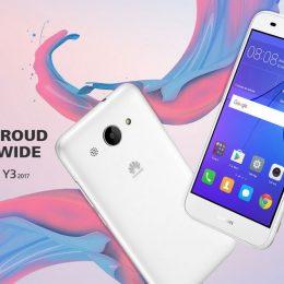 Стартовали продажи доступного смартфона Huawei Y3 2017