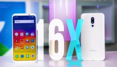 Обзор Meizu 16X — смартфон, который вы точно купите!