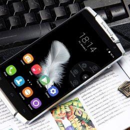 Oukitel K10000 Pro — хороший китайский смартфон с самой мощной батареей