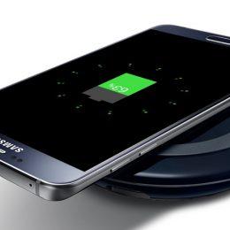 Смартфоны с беспроводной зарядкой Qi — без кабелей и вилок!