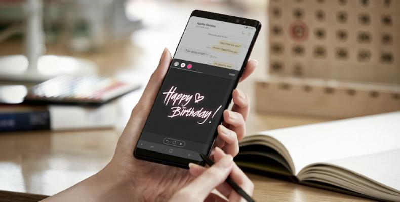 Samsung Galaxy S8 скоро получит функционал Galaxy Note 8
