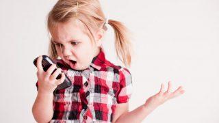 Смартфон детям не игрушка?