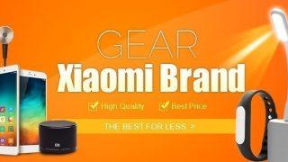 Большая распродажа гаджетов от Xiaomi на GearBest стартовала!