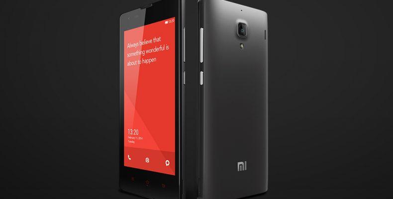 Xiaomi Redmi 1S получает MIUI 9