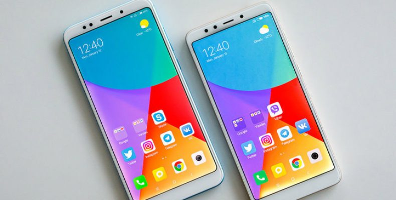 Xiaomi Redmi 5 и Redmi 5 Plus – 2 смартфона и одна народная любовь